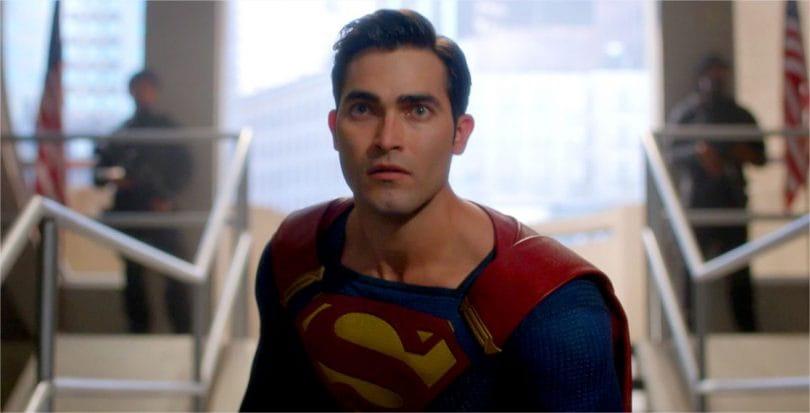 Superman e Lois Lane aparecerão no crossover do Arrowverso