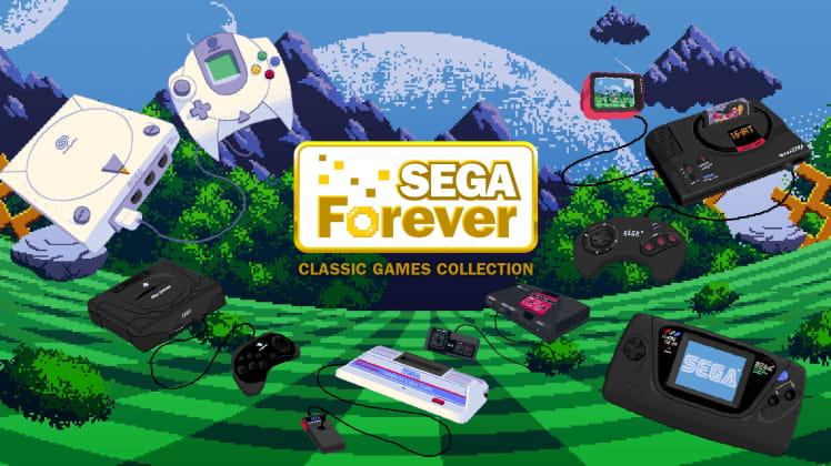SEGA Forever: Aqui os links para download dos jogos já liberados
