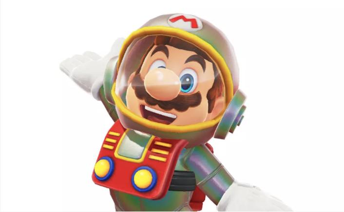 A Nintendo respeita seu próprio passado com novas roupas do Super Mario Odyssey