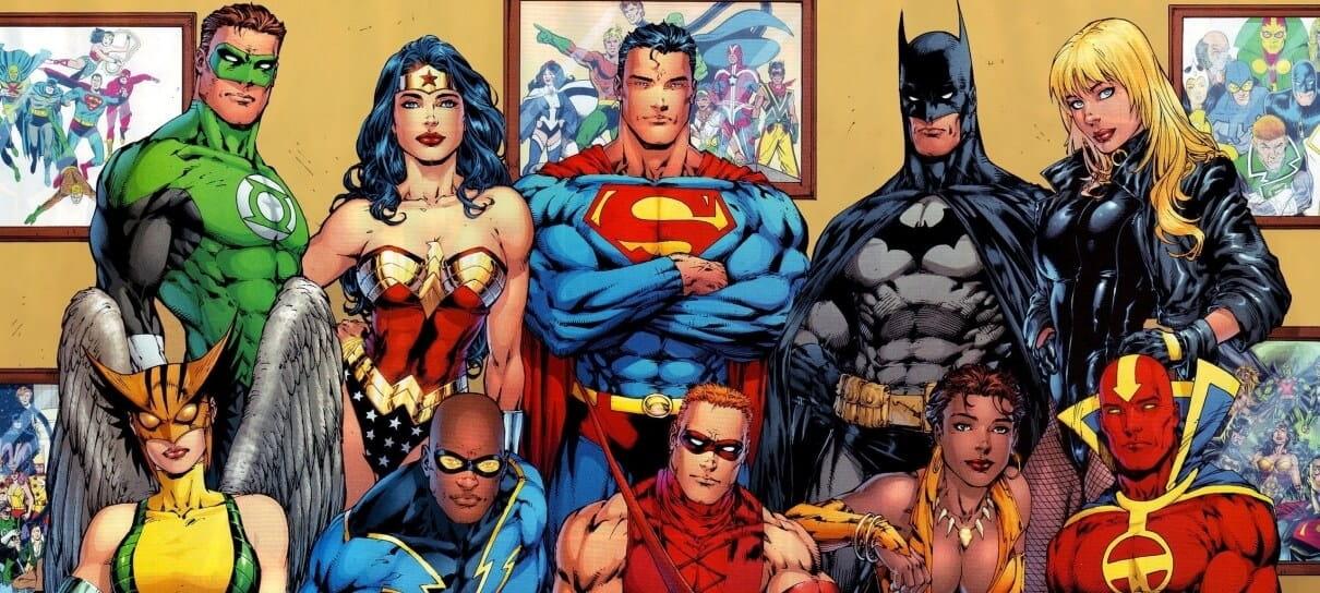 DC demite um terço dos funcionários poucos dias antes do DC FanDome