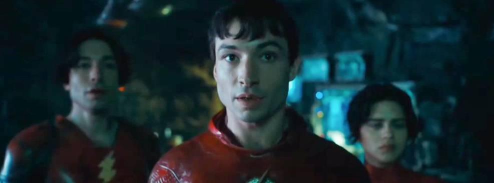 DC FanDome divulga teaser do novo filme de The Flash, com Batman de Michael Keaton