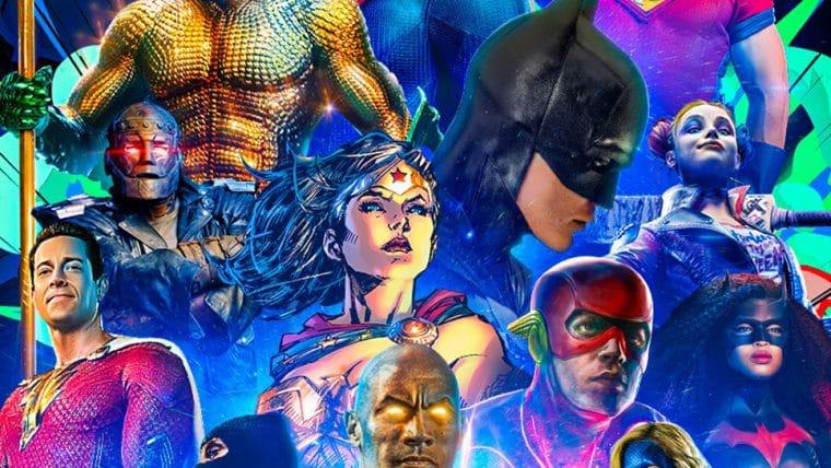 DC Fandome   Evento ganha cartaz com data, horário e possíveis temas do evento