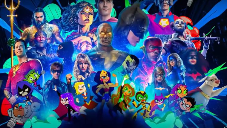 DC FanDome | Evento ganha teaser com os talentos que estarão no evento