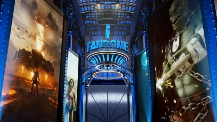 DC FanDome | Evento ganha trailer com as atrações