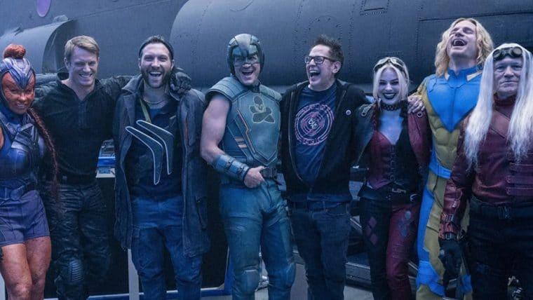 DC Films fará novos projetos com James Gunn depois de O Esquadrão Suicida