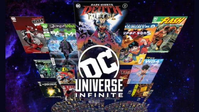 DC Universe será lançado com outro nome