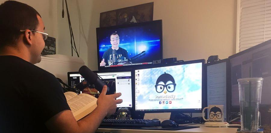 Gamers contam com uma igreja virtual criado por um pastor da Assembléia de Deus