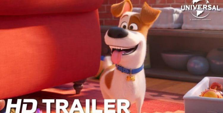 Pets - A Vida Secreta dos Bichos 2 | filme ganha trailer e cartaz