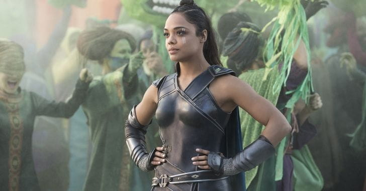 Tessa Thompson diz que Thor 4 pode chegar