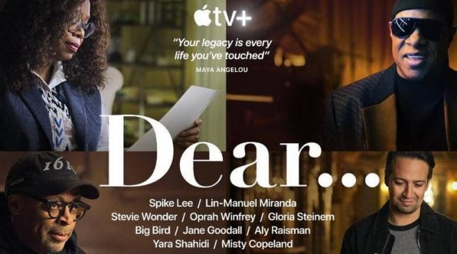 Dear... | Nova série documental da Apple TV+ ganha trailer