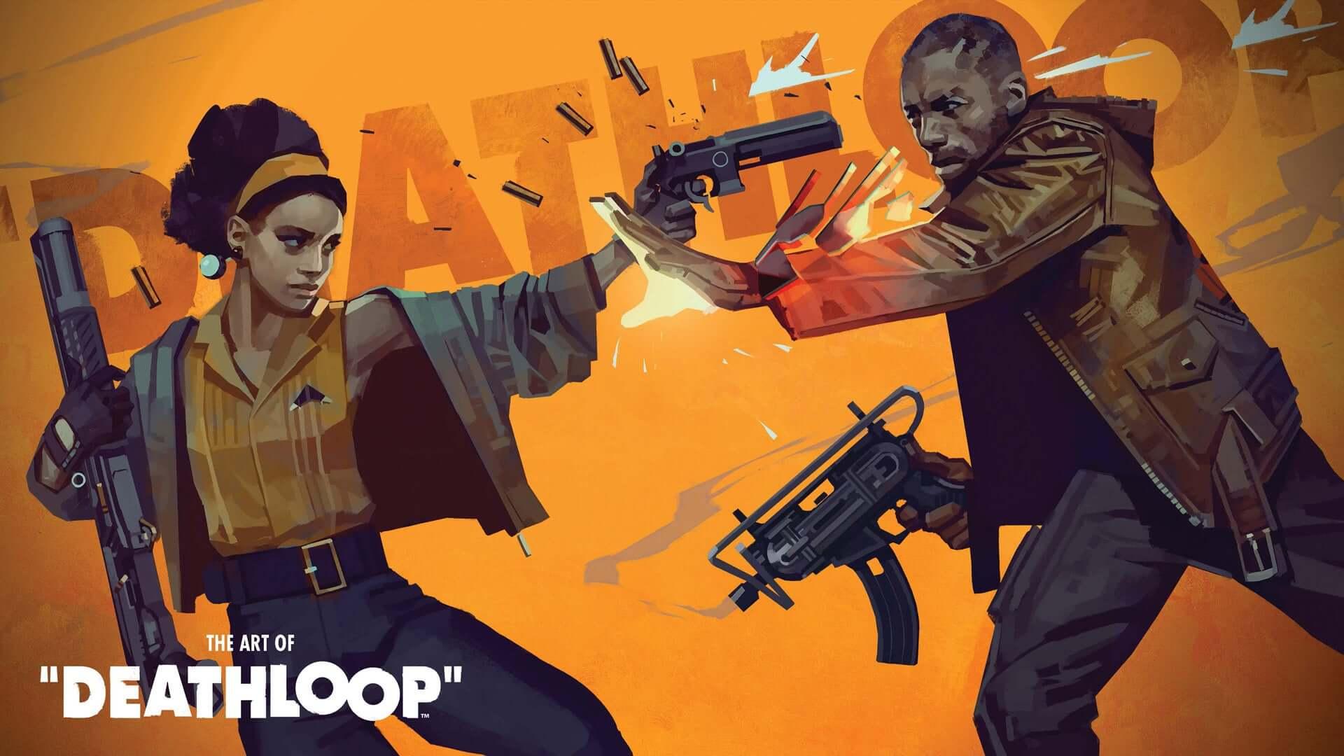 Deathloop | Game ganha novo trailer com muita ação