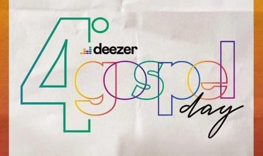 Deezer Gospel Day | destaques da música cristã estarão na 4ª edição do evento