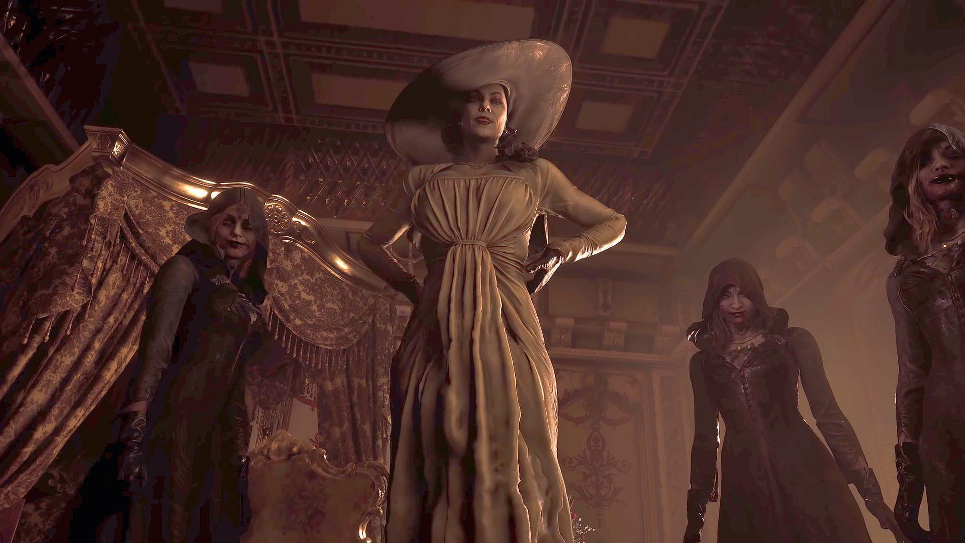 Demo de Resident Evil Village fica disponível por uma semana