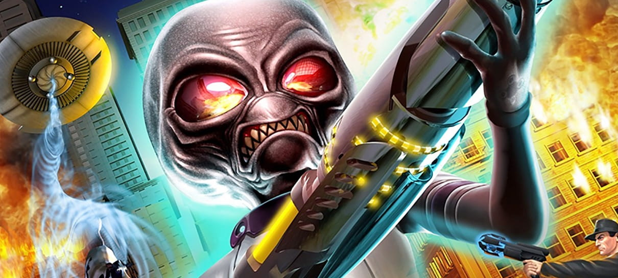 Destroy All Humans e Shantae são os destaques do Games With Gold de Junho