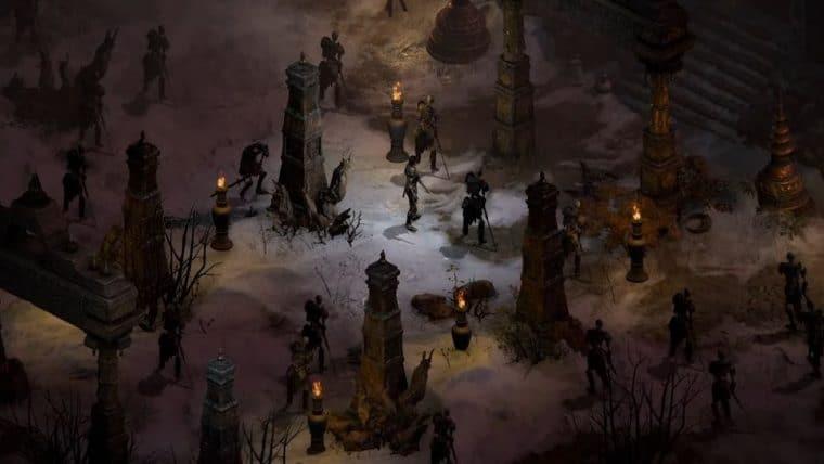 Diablo II: Ressurected | Game remasterizado do clássico ganha trailer