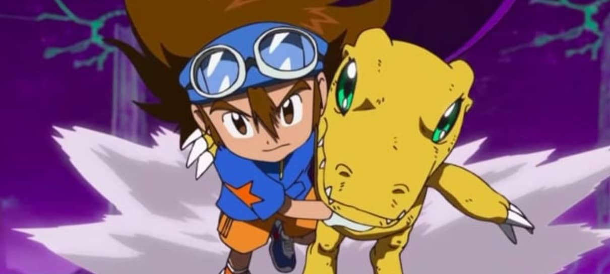 Digimon Adventure: | Reboot do anime ganha trailer