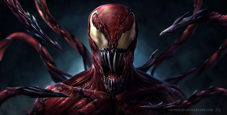 Diretor de fotografia de Venom 2 confirma vilão Carnificina