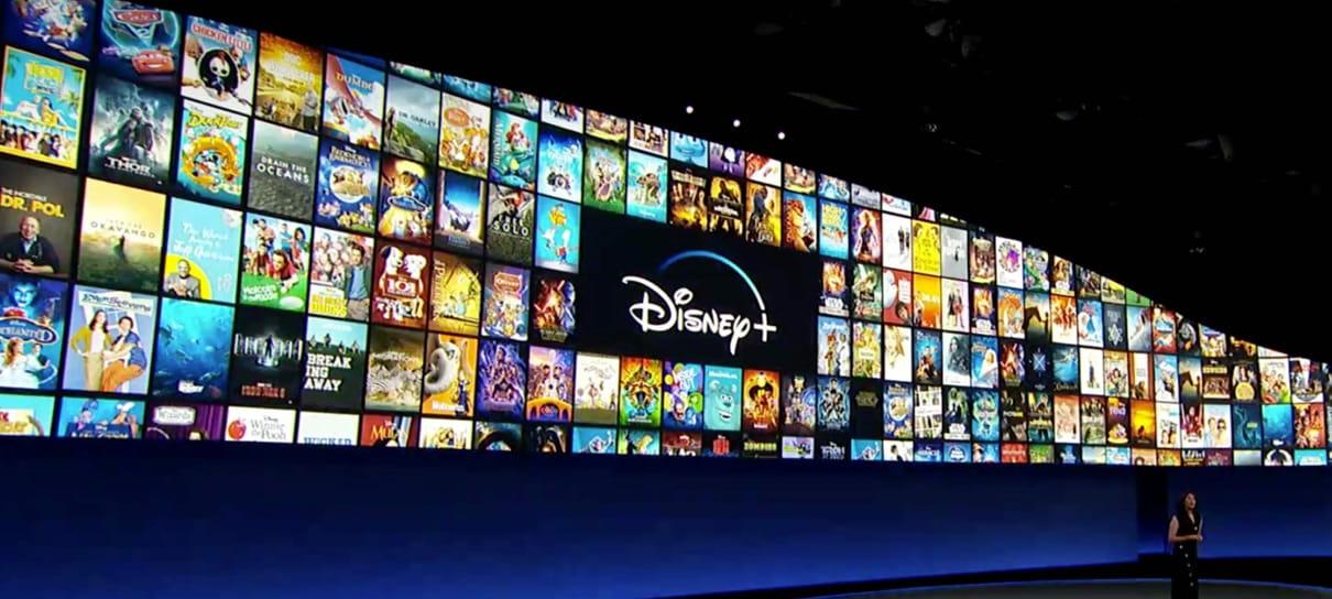 Disney anuncia mudança estrutura para streaming e empresa