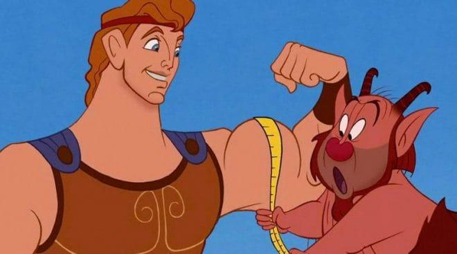 Disney está desenvolvendo um live-action de Hércules
