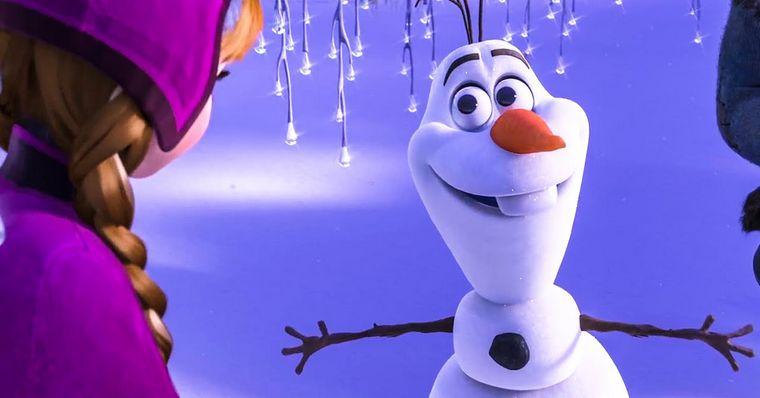 Disney lança série surpresa de Olaf, de Frozen