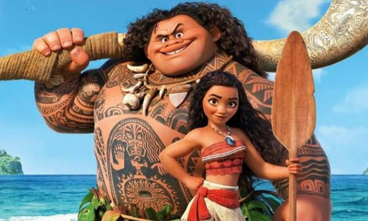Disney planeja lançar Moana 2 em breve