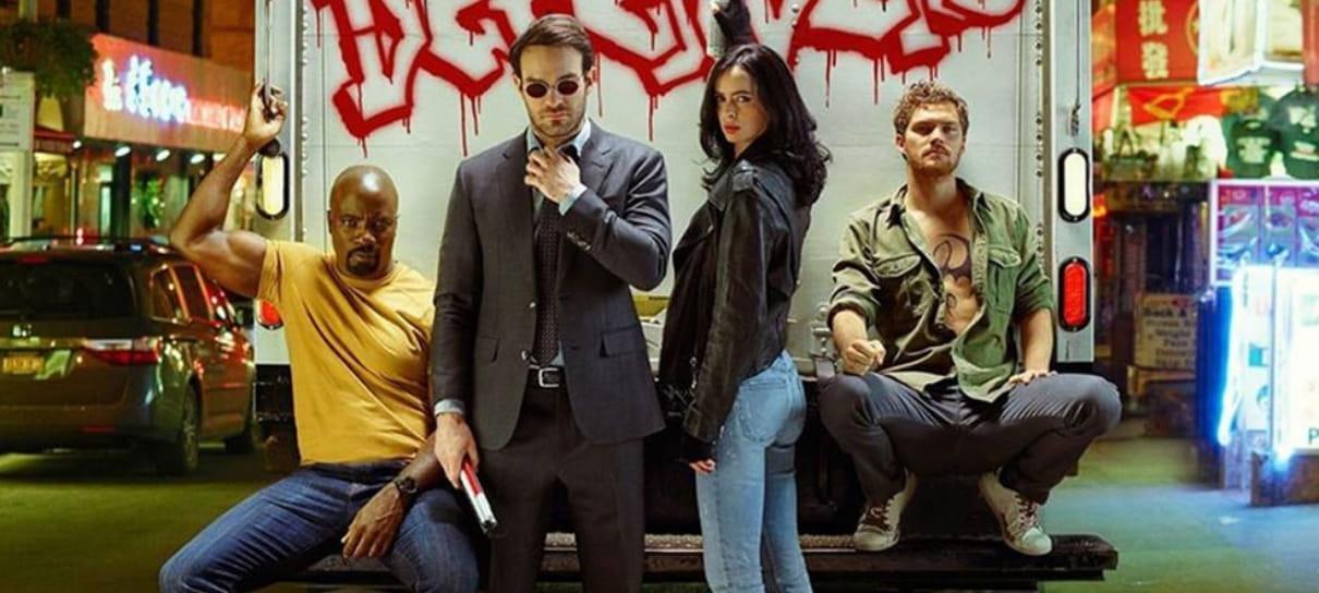 Disney recupera os direitos das séries da Marvel da Netflix