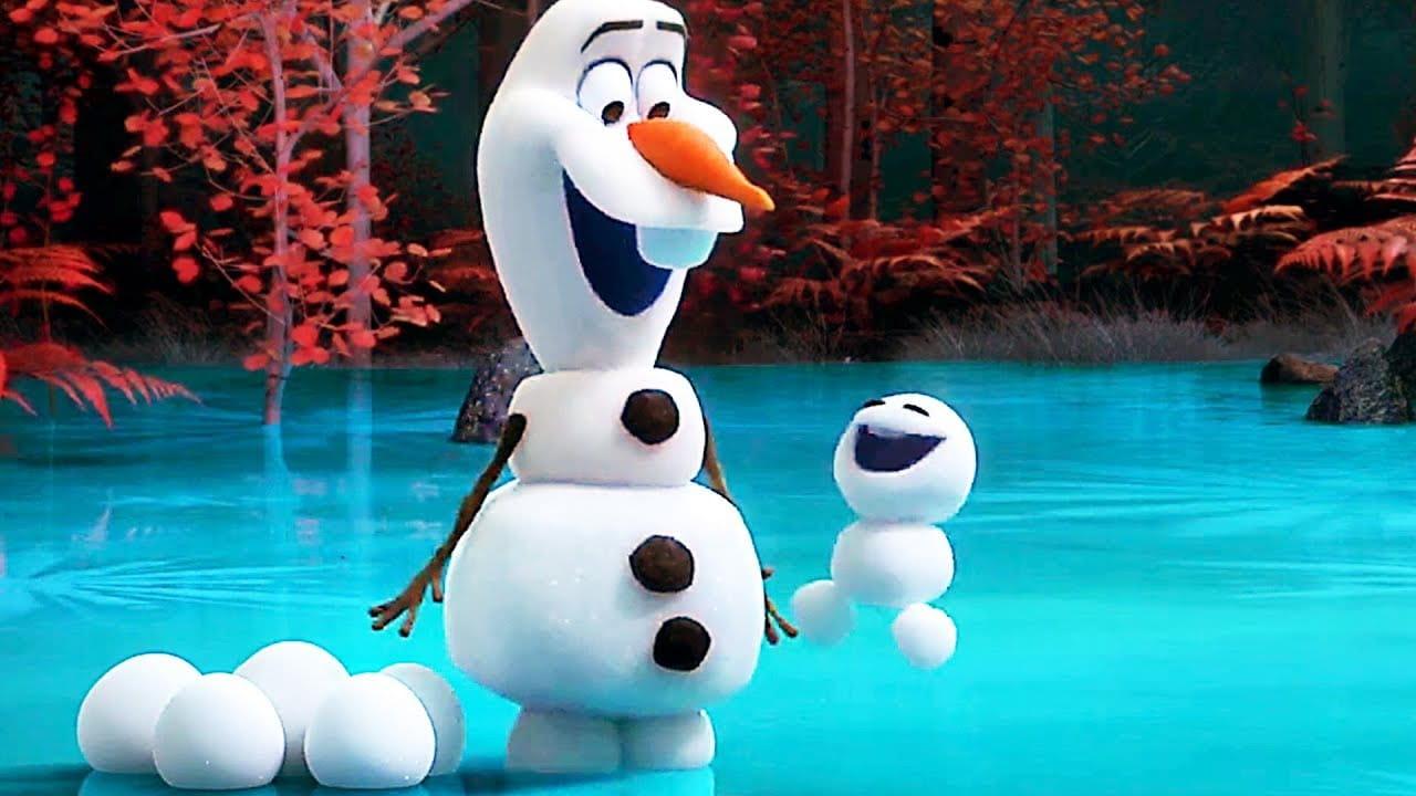 Divirta-se com o Olaf | Websérie ganha dois curtas