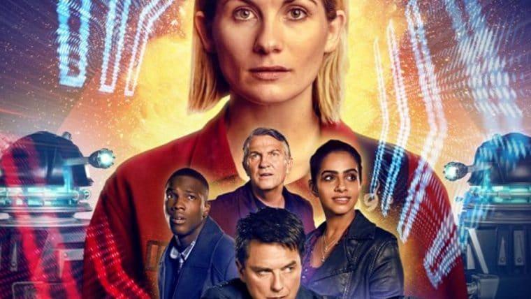 Doctor Who : Revolution of the Daleks   Especial de fim de ano ganha trailer e data de estreia