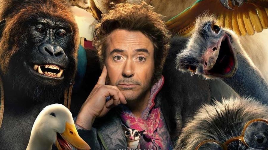 Dolittle | Robert Downey Jr. estrela primeiro trailer do filme, confira