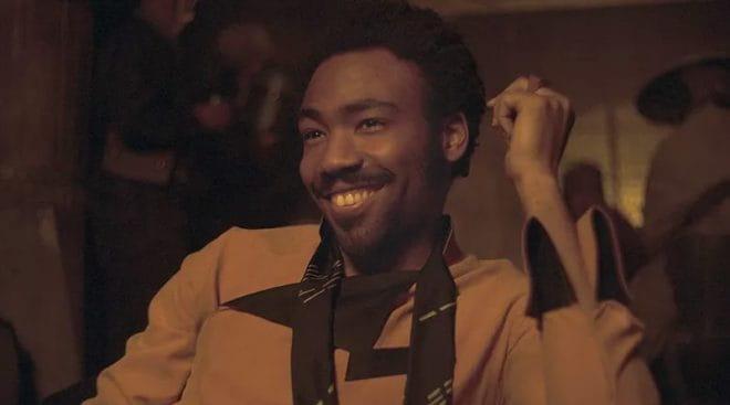 Donald Glover pode voltar como Lando Calrissian em série Star Wars