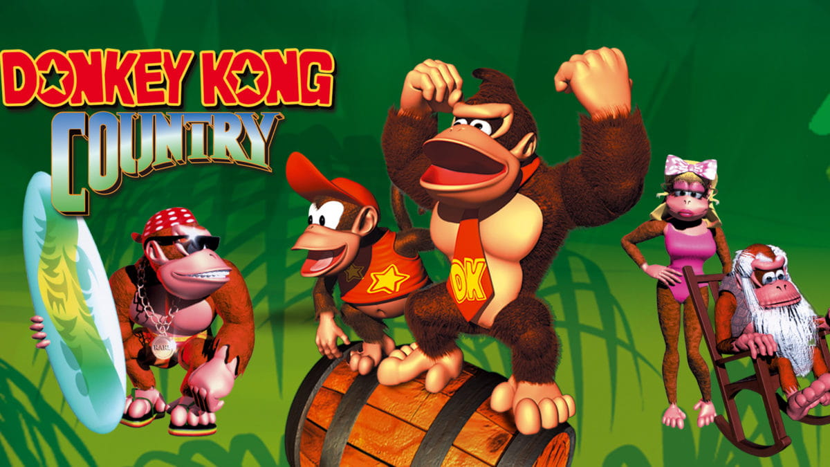Donkey Kong Country | Game é confirmado para Nintendo Switch Online