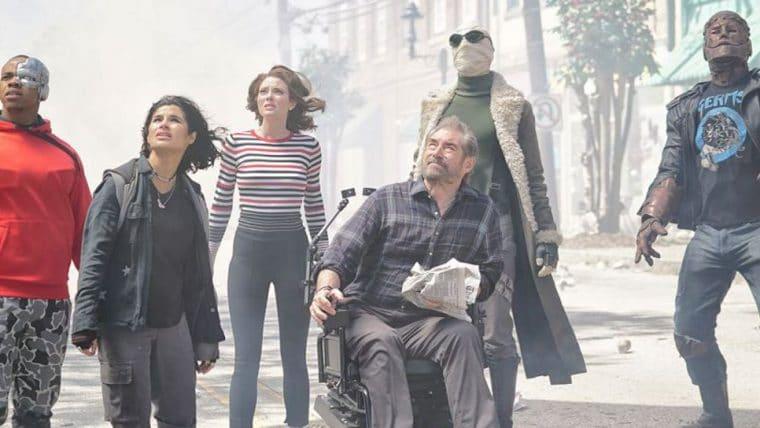 Doom Patrol | Produtor comenta sobre aconteciemntos que estarão na segunda temporada