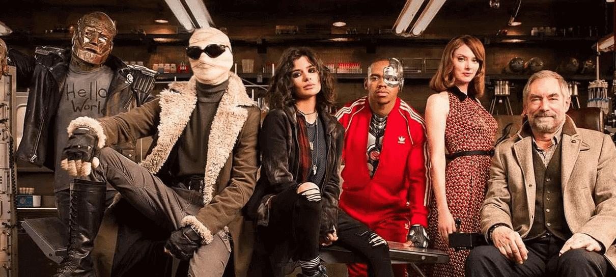 Doom Patrol | Segunda temporada ganha data de estreia