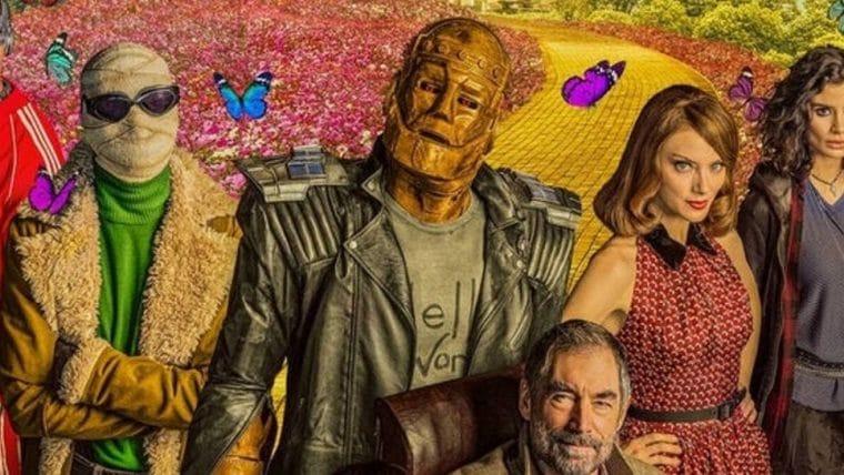 Doom Patrol | Segunda temporada ganha trailer com vilões peculiares