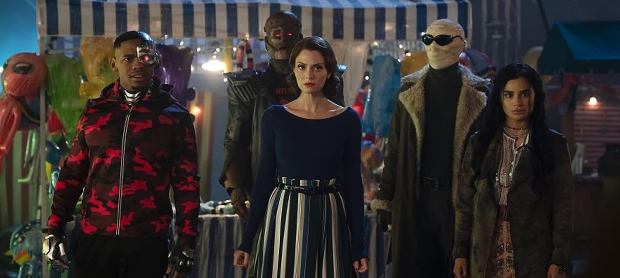 Doom Patrol | Série é renovada para terceira temporada