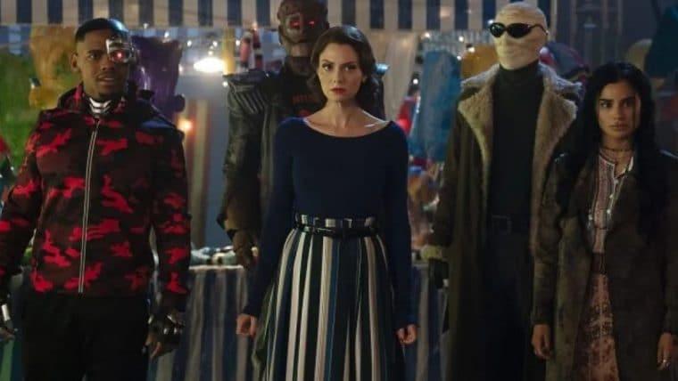 Doom Patrol | Terceira temporada ganha teaser bem caótico, confira