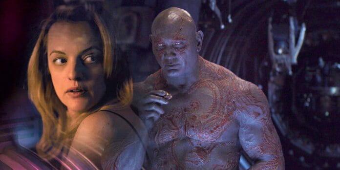 Drax se torna O Homem Invisível em cartaz hilário fanmade