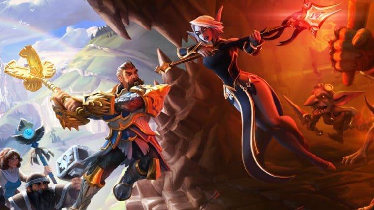 Dungeons 3 | game onde você é o vilão está gratuito para PC