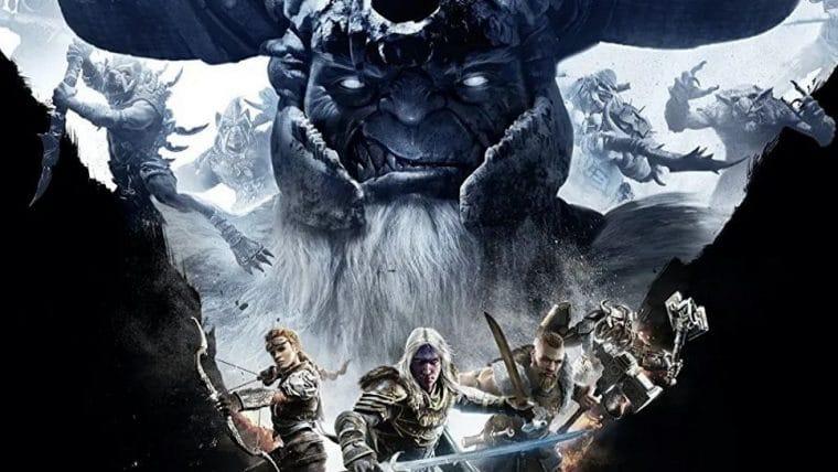 Dungeons & Dragons: Dark Alliance   Game ganha trailer de gameplay