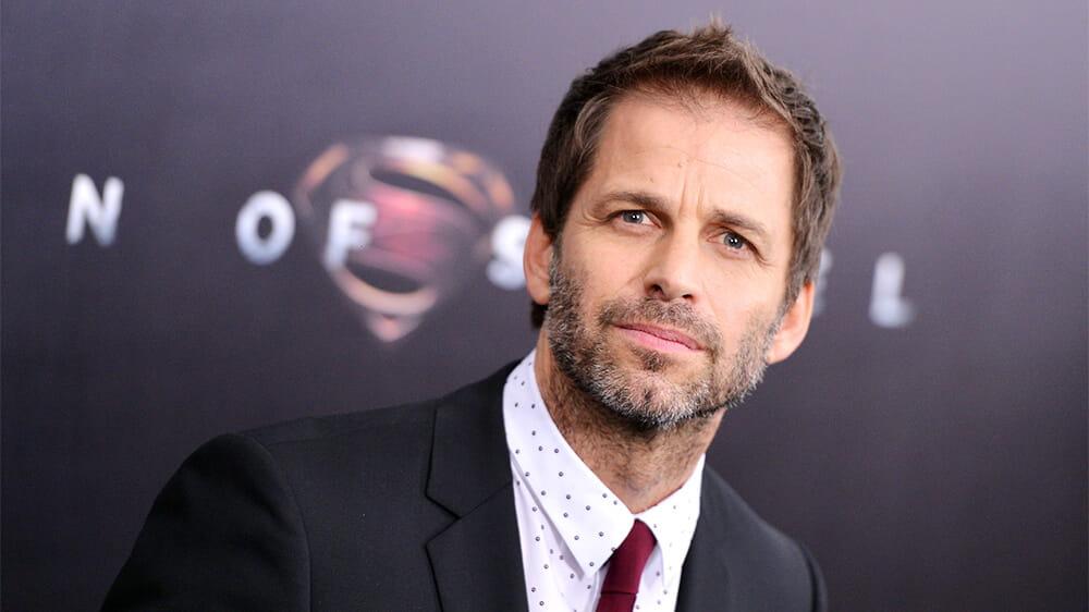 Netflix | Zack Snyder é contratado e cutuca DC