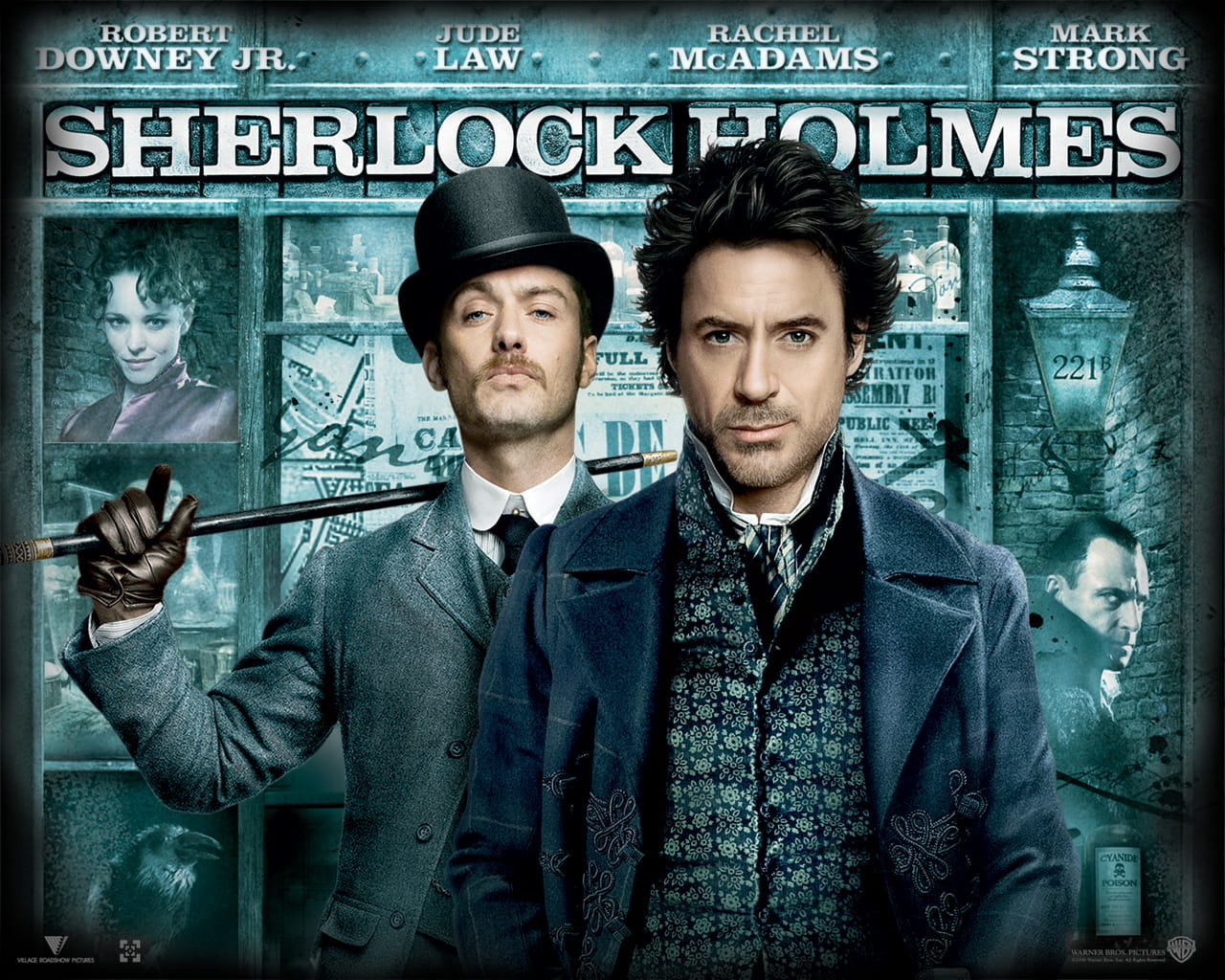 Sherlock Holmes | Jude Law fala sobre o novo filme