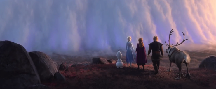 Frozen 2 | Tem novo trailer lançado pela Disney