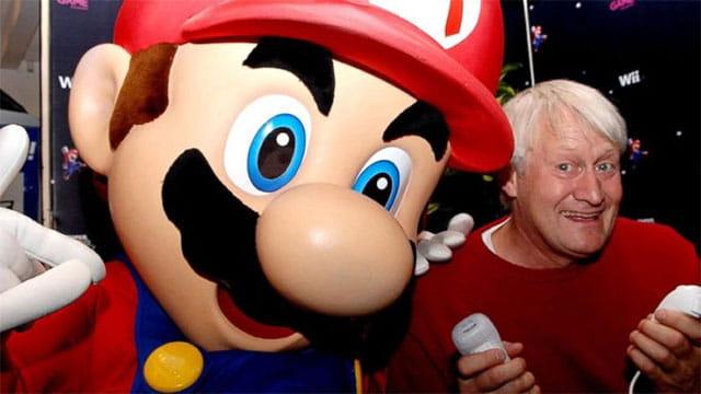 Charles Martinet, dublador do Super Mario, estará na BGS 2018
