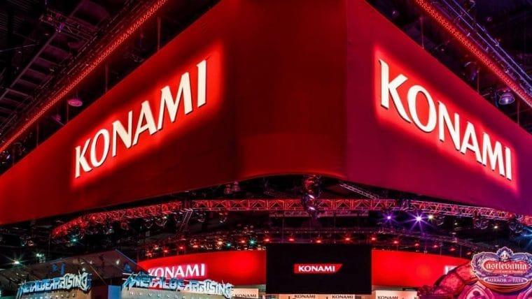 E3 2021 não terá a participação da Konami