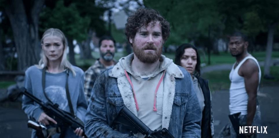 Black Summer | Série de zumbis da Netflix ganha seu primeiro trailer