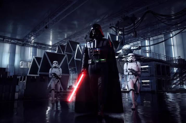 Um fã transformou o erro da EA em um brilhante mod de Star Wars BattleFront 2