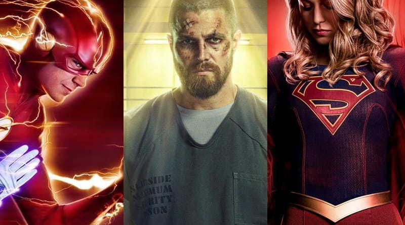 Arrowverse | Confira as datas de retorno das series