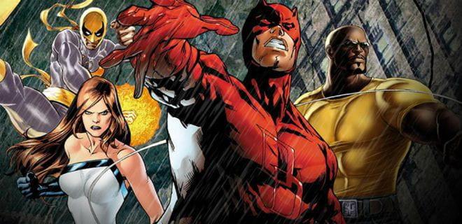 Diretores não descartam presença dos Defensores no Filme dos Vingadores: Guerra Infinita