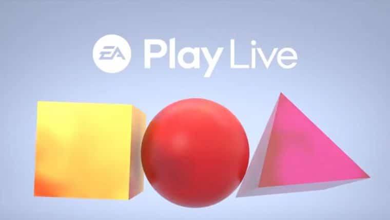EA fará transmissão EA Play Live para apresentar novidades em julho