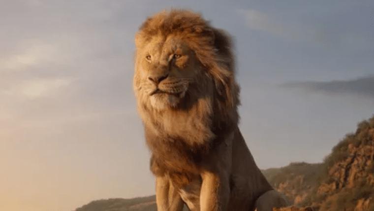 O Rei Leão bate recorde de bilheteria do mês de Julho